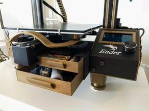 Ender 3 Pro - Dual Drawers