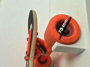 Longboard/Skateboard holder