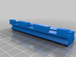 Nerf to Picatinny rail converter
