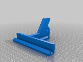 anet a6  y axis rear brace