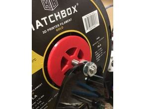 Anet A8 filament wheel