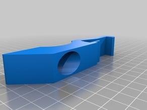 Standard 16mm electrical hose pipe frame holder for filament