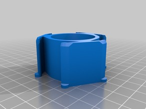 My Customized Spool Hub Adapter4