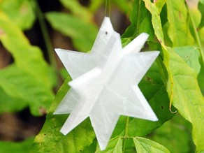2 piece parametric star