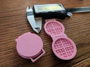 Mini Waffle Iron