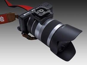 Sony NEX SEL18200 Tripod ring mount