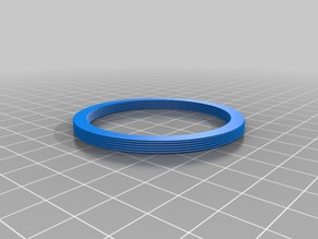 62-52mm Step Down Adapter Ring For Filters Camera