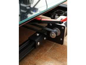 Cable Mount for Creality CR-10 500S (S5) with Keenovo