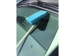 inside windshield washer