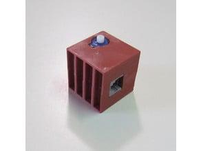 Case Servo motor