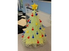 EZ Print Christmas Tree Ornaments with Star