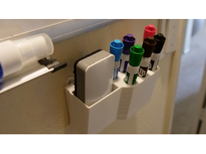Dry Erase Board Holder
