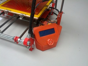 Prusa2 electronics box