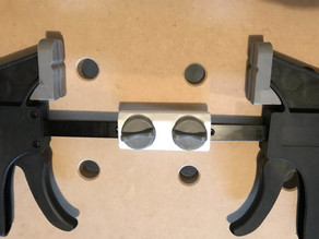 Harbor Freight Ratcheting Bar Clamp Connector