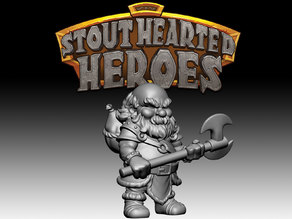 SHH Santa Barbarian - KICKSTARTER in JANUARY!!  FOLLOW US on FB