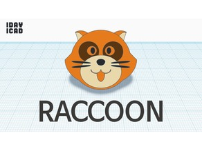 [1DAY_1CAD] RACCOON