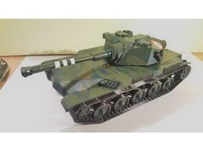 ELC AMX 1/32 model