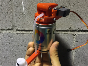 Spray Paint Extender for Flone (Drone)