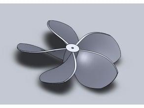 turbine or plopeller