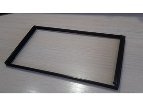 2DIN car audio frame for Kia/Hyundai 188x100