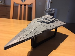 Imperial Star Destroyer - Star Wars High Detail