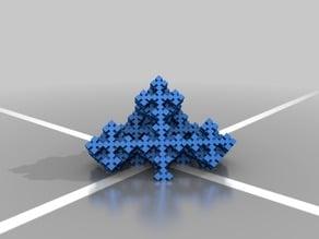 Fractal Snowflake - Cubic