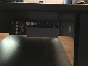 Remote Control Coffee Table Hanger