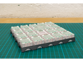 SMD Box Tray Partitions