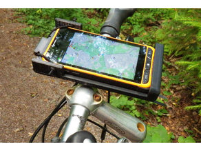 Bicycle holder for Ulefone Armor