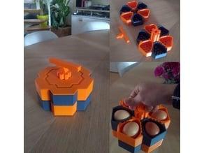 Modular Egg box