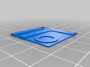 Simple test for calibrating dimensions