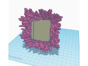 Crystal Polaroid frame