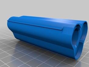 Nerf Sledgefire Single Shell for 9/16 OD Tube