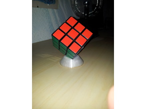 Stand for Rubik`s Cube