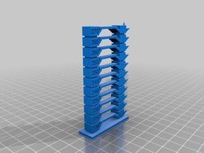 Customizable Temperature Tower with wait