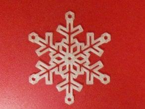 Snow Flake 023