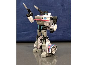 Rocket Launcher for Newage Manero (Legends Scale G1 Jazz)