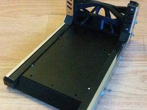 Flashforge/Replicator Z-Axis Gantry Ribcage