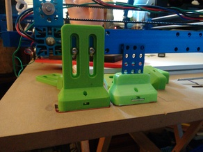 MakeBlock XY Plotter (Drawbot) Feet v4