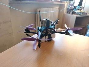 Firefly Micro 2 mount for Hantu 210