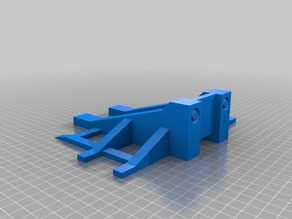 Prusa Spool holder Table stand