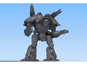 Epic Scale Mars Warlord Titan