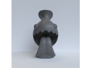 Money Bag Mimic Statue