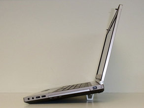 """Tilt Bar"" angles Laptop Keyboards for improved comfort, ease of use and convenience"