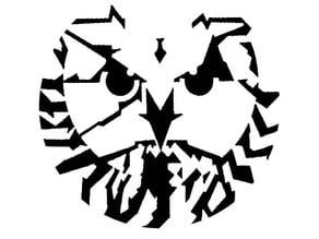Amiga 1200 Trapdoor Cover with Psygnosis Logo