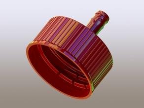 Nozzle Bottle Cap