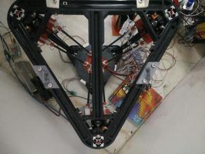 Kossel Mini Frame Alignment Tools