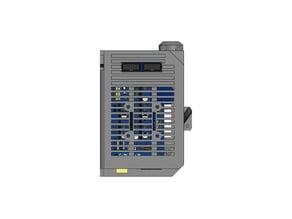 Prusa MK2/MK2S/MK2.5/MK3 RAMPS Enclosure