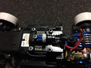 Shock Collars for Kyosho Mini-Z RC Cars