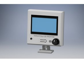 Enclosure for Graphic LCD ( Reprap Discount Full Graphic )
